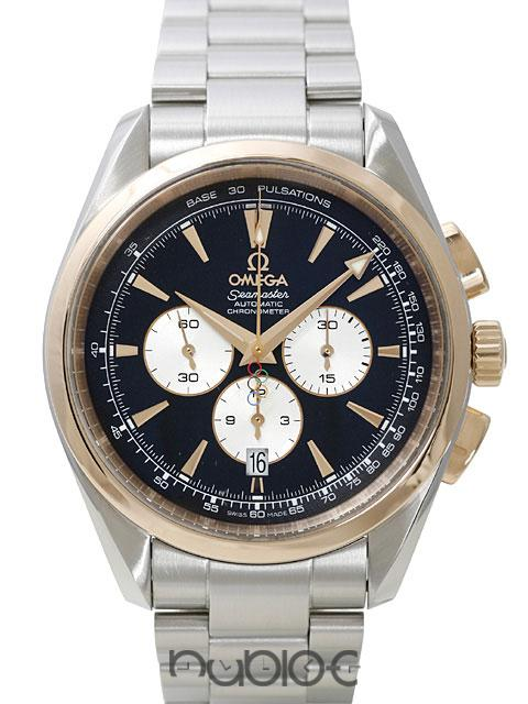 OMEGA SPECIALITIES COLLECTION Sea-MASTER IIqua Terra Chronograph